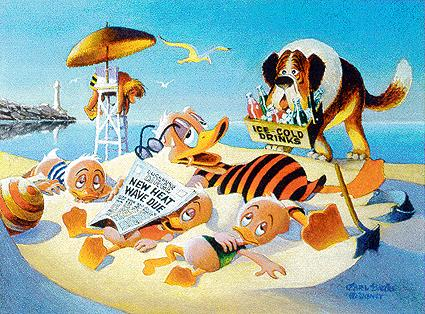 A Guidebook To The Carl Barks Universe