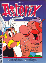 Asterix (Richters) 1986 nr 4 omslag serier