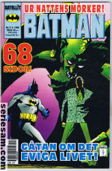 BATMAN 1991 nr 7 omslag