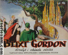 BLIXT GORDON 1942 omslag