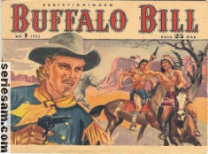 BUFFALO BILL 1952 nr 1 omslag