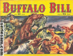BUFFALO BILL 1952 nr 13 omslag