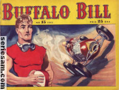 BUFFALO BILL 1953 nr 15 omslag