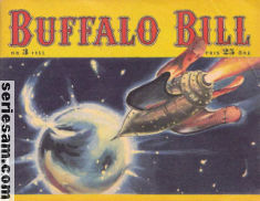 BUFFALO BILL 1953 nr 3 omslag