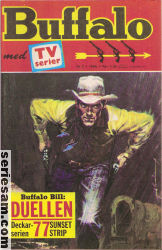 BUFFALO BILL 1966 nr 2 omslag