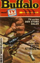 BUFFALO BILL 1967 nr 2 omslag