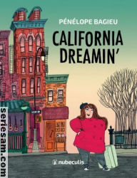 California Dreamin 2017 omslag serier