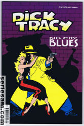 DICK TRACY ALBUM 1990 omslag