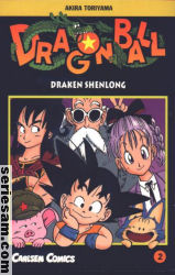 Dragon Ball pocket 2000 nr 2 omslag serier