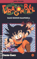 Dragon Ball pocket 2000 nr 3 omslag serier