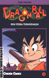 Dragon Ball pocket 2000 nr 4 omslag serier