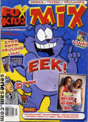 Fox Kids mix 2002 nr 3 omslag serier