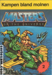 Masters of the Universe 1982 nr 2 omslag serier