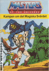Masters of the Universe 1982 nr 3 omslag serier
