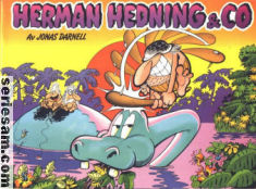 HERMAN HEDNING & CO 1990 nr 1 omslag