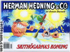 HERMAN HEDNING & CO 1997 nr 6 omslag