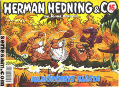 HERMAN HEDNING & CO 2007 nr 16 omslag