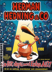 Herman Hedning & CO album 1999 omslag serier