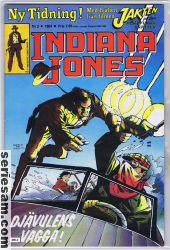 Indiana Jones 1984 nr 2 omslag serier