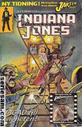 Indiana Jones 1984 nr 3 omslag serier