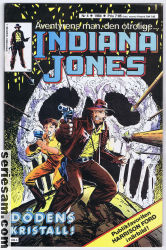 Indiana Jones 1984 nr 4 omslag serier