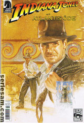 Indiana Jones 2008 nr 2 omslag serier