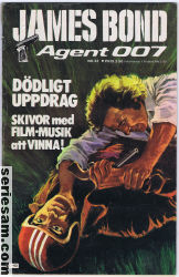JAMES BOND 1976 nr 43 omslag