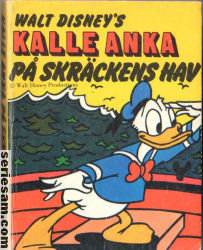 KALLE ANKA RED CLOWN 1973 nr 1 omslag