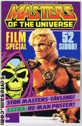 Masters of the Universe filmspecial 1987 omslag serier
