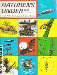 Naturens under 1966 nr 1 omslag serier