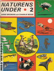 Naturens under 1967 nr 2 omslag serier