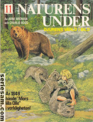 Naturens under 1976 nr 11 omslag serier