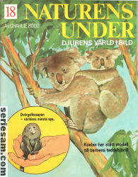 Naturens under 1983 nr 18 omslag serier