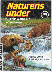 Naturens under 1990 nr 25 omslag serier