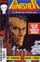 PUNISHER (Atlantic) 1991 nr 1 omslag