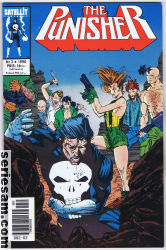 The Punisher 1990 nr 2 omslag serier