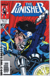 The Punisher 1990 nr 3 omslag serier