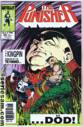 The Punisher 1990 nr 6 omslag serier