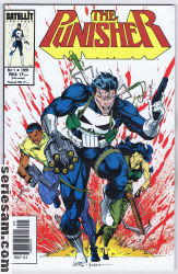 The Punisher 1991 nr 1 omslag serier