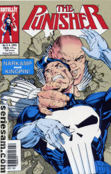 The Punisher 1991 nr 2 omslag serier