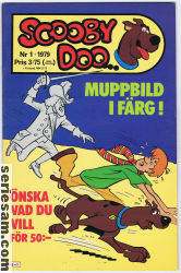SCOOBY DOO 1979 nr 1 omslag