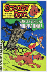 SCOOBY DOO 1979 nr 3 omslag