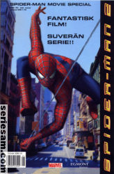 Spider-Man Movie Special 2004 omslag serier