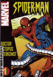 Spider-Man pocket 2005 nr 1 omslag serier