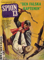SPION 13 1969 nr 12 omslag