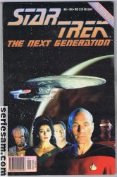 STAR TREK THE NEXT GENERATION 1993 nr 1 omslag