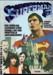 SUPERMAN THE MOVIE 1981 omslag