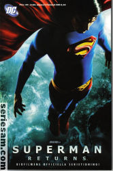Superman Returns 2005 omslag serier
