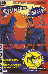 Super-Team 1992 nr 1 omslag serier