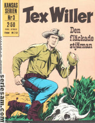TEX WILLER 1972 nr 3 omslag